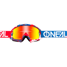 ONeal B-10 Goggle PIXEL red/blue-radium